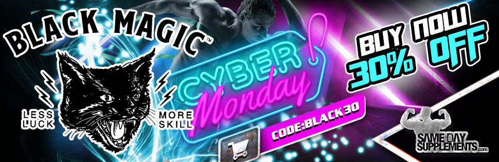 BLACK MAGIC cyber monday