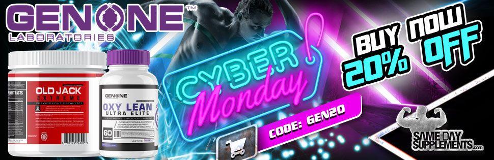 genone cyber monday