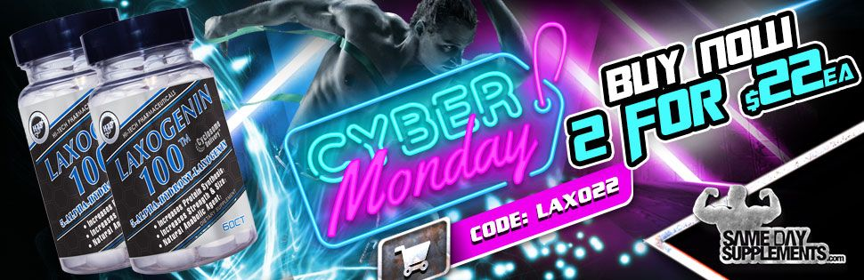 laxogenin cyber monday