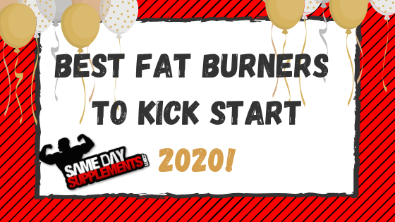 Best fat burners of 2020 banner