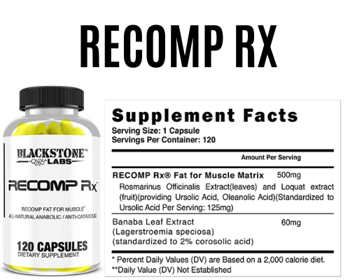 RECOMP product + Label