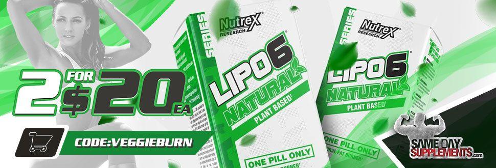 lipo 6 natural deal