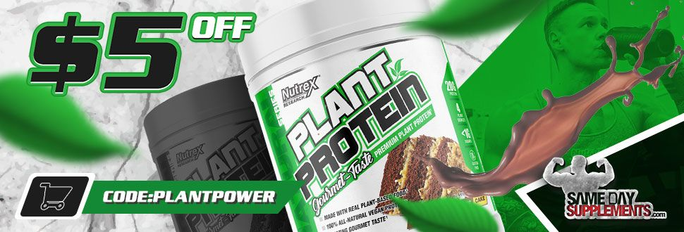 plant protein nutrex deal
