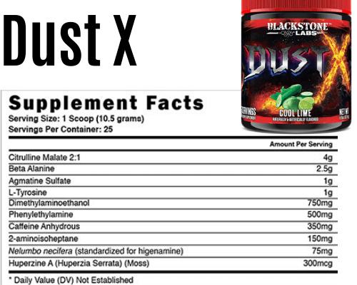 Dust X sf