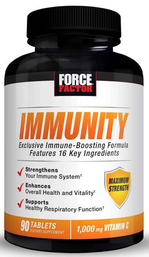 FORCE-FACTOR-IMMUNITY immune system booster