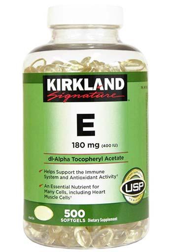 kirkland vitamin e