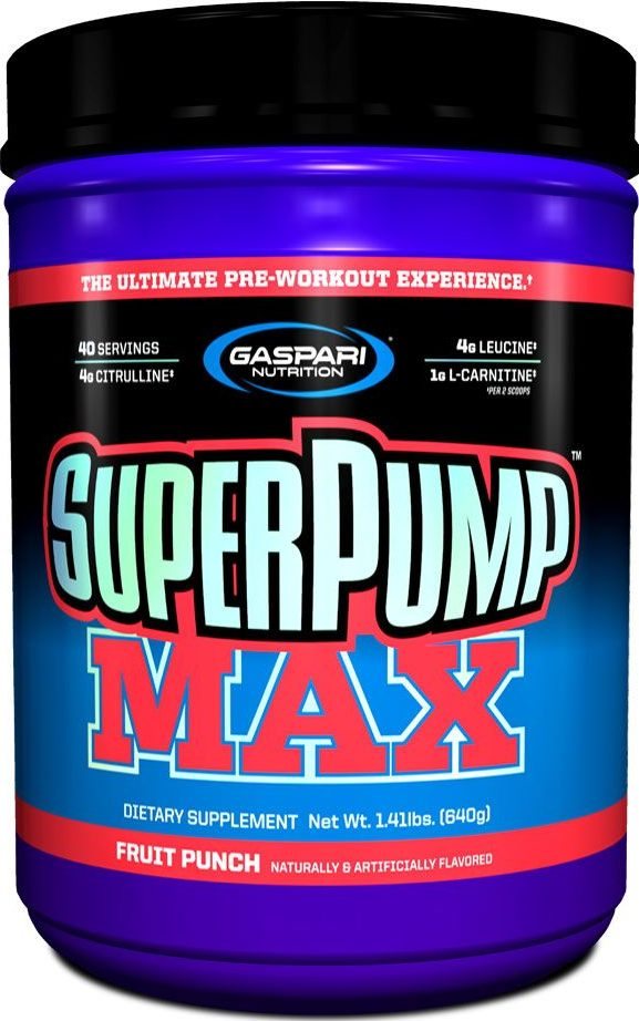SUPERPUMP-MAX