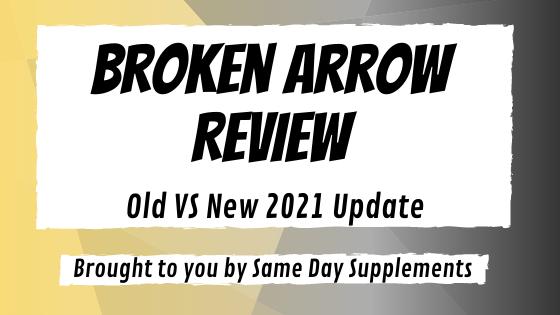Broken Arrow Review Banner