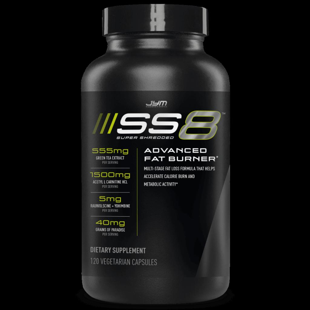 Jym SS8-fles