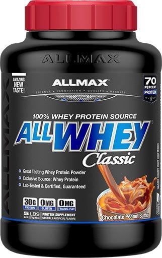 Allwhey Classic - Chocolate Peanut Butter - 5lb