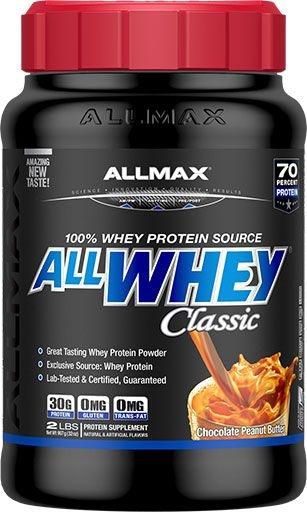Allwhey Classic - Chocolate Peanut Butter - 2lb