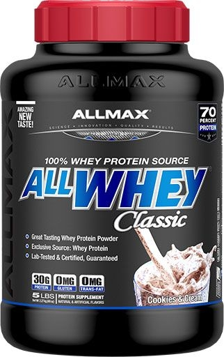 Allwhey Classic - Cookies and Cream - 5lb