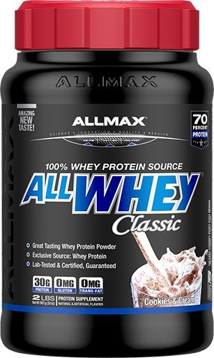 Allwhey Classic - Cookies and Cream - 2lb