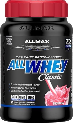 Allwhey Classic - Strawberry - 2lb