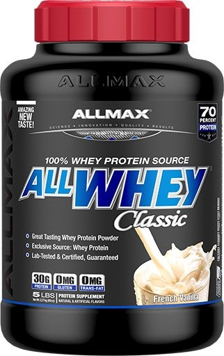 Allwhey Classic - French Vanilla - 5lb