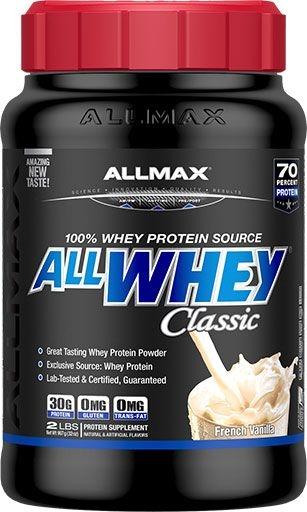 Allwhey Classic - French Vanilla - 2lb