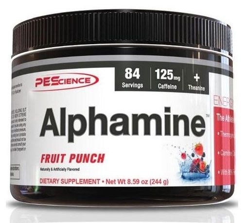 PEScience Alphamine - Fruit Punch