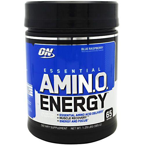 Amino Energy - Blue Raspberry - 65 Servings