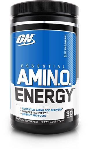 Amino Energy - Blue Raspberry - 30 Servings