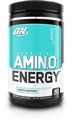 Amino Energy - Blueberry Mojito - 30 Servings