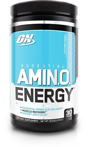Amino Energy - Cotton Candy - 30 Servings