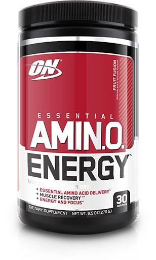 Amino Energy - Fruit Fusion - 30 Servings