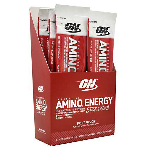 Amino Energy - Fruit Punch - 6/Box