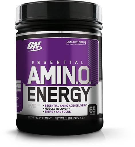 Amino Energy - Concord Grape - 65 Servings