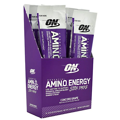 Amino Energy - Grape - 6/Box