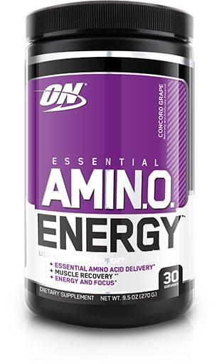 Amino Energy - Concord Grape - 30 Servings