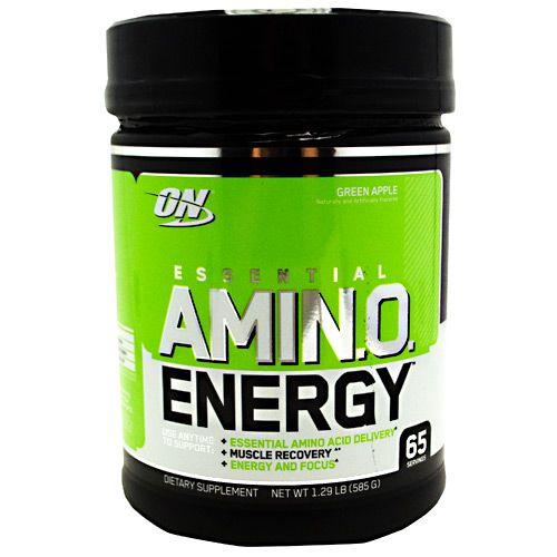 Amino Energy - Green Apple - 65 Servings