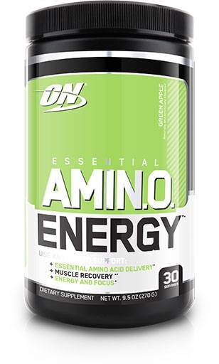 Amino Energy - Green Apple - 30 Servings