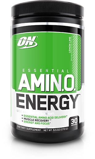 Amino Energy - Lemon Lime - 30 Servings