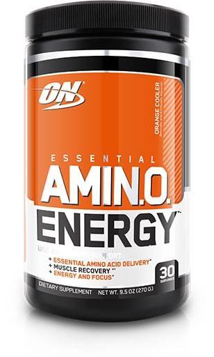 Amino Energy - Orange Cooler - 30 Servings