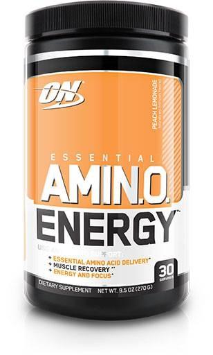 Amino Energy - Peach Lemonade - 30 Servings