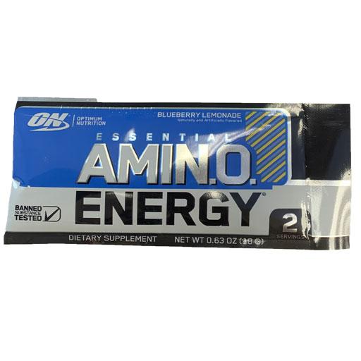 Amino Energy - Blueberry Lemonade - Sample
