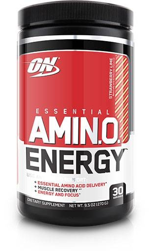 Amino Energy - Strawberry Lime - 30 Servings
