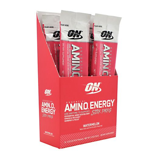 Amino Energy - Watermelon - 6/Box