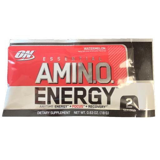 Amino Energy - Watermelon  - Sample