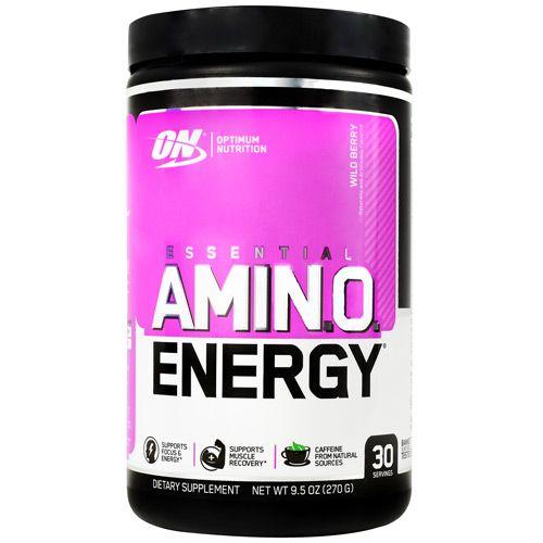 Amino Energy - Wild Berry - 30 Servings