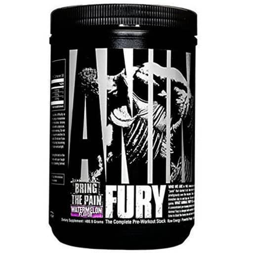 Animal Fury Pre Workout - Watermelon - 30 Servings