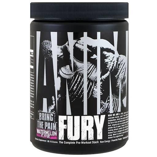 Animal Fury Pre Workout - Watermelon - 5 Servings
