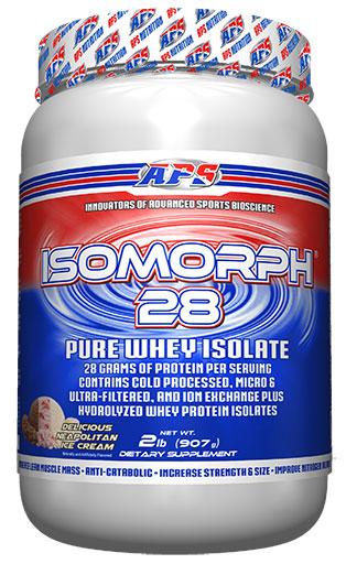 Isomorph 28 - Neapolitan Ice Cream - 2lb