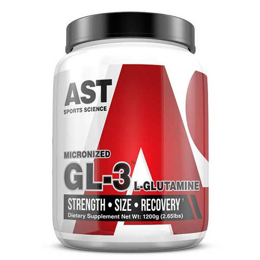 GL3 L-Glutamine By AST Sports Science, 1200 Grams