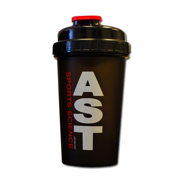 AST Sports Science Black Shaker Cup 24 Oz