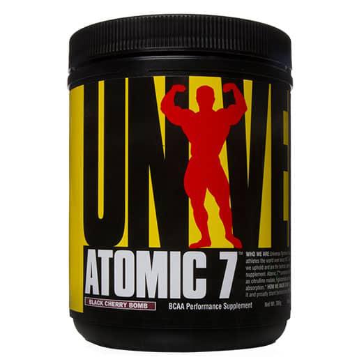 Atomic 7 - Black Cherry Bomb - 386 Grams