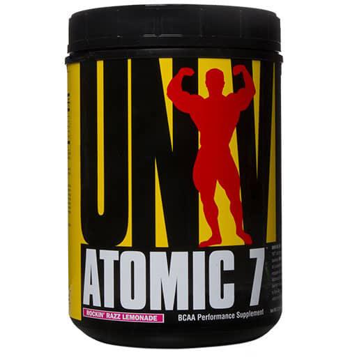 Atomic 7 - Rockin' Razz Lemonade - 2.2LB
