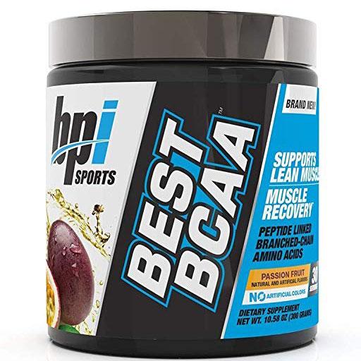 BPI Best BCAA - Passion Fruit - 30 Servings