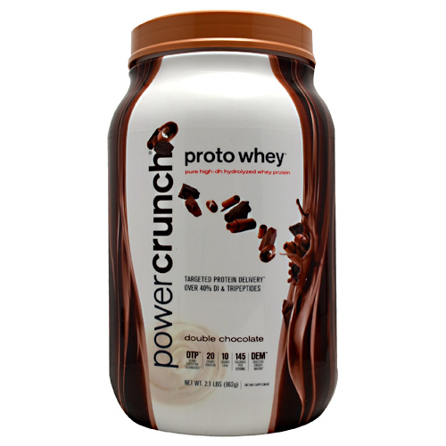 Proto Whey 2lb Double Chocolate by BNRG