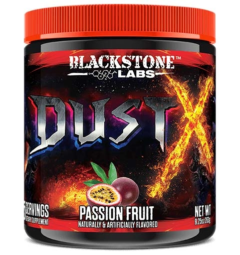 Dust X Pre Workout, By Blackstone Labs, Passion Fruit, 25 Servings
